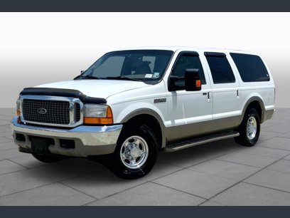 Photo Used 2000 Ford Excursion 2WD Limited for sale