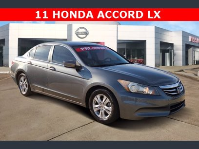 Photo Used 2011 Honda Accord LX-P Sedan for sale