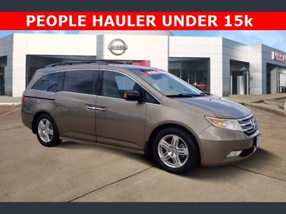 Photo Used 2012 Honda Odyssey Touring for sale