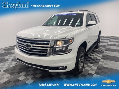 Photo Used 2017 Chevrolet Tahoe 4WD LT w Off-Road Package for sale