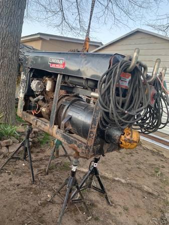 Photo Welding machine - $3,000 (Shreveport)