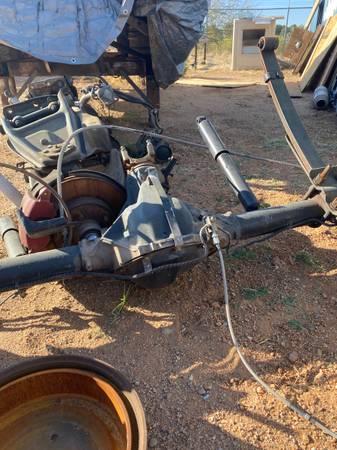 Photo 10 bolt rear axle - $250 (Sierra Vista, AZ)