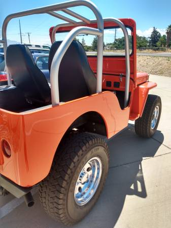 Photo 1943 WILLYS JEEP - $16500 (Hereford)