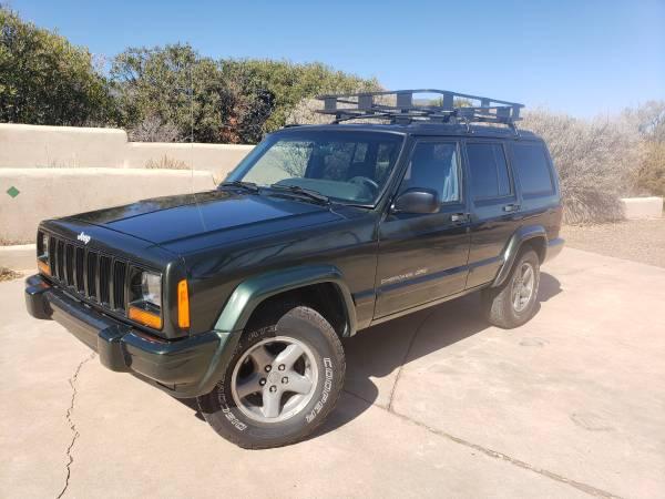 Photo 1998 Jeep Cherokee Classic XJ Stock. 94,258 original miles. 2nd Owner - $11,000 (Sierra Vista)