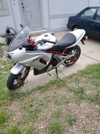 Photo 2007 Kawasaki Ninja 650 - $2,400 (Hereford)