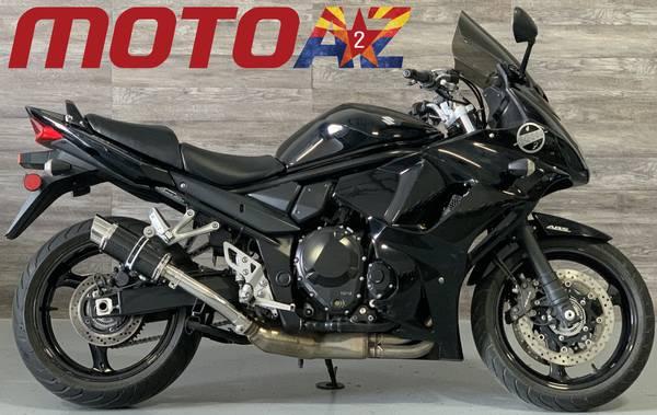 Photo 2011 Suzuki GSX1250FA Bandit GSX 1250FA 1250 FA Sport Bike Must See - $4,995 (8743 E Pecos RD 126)