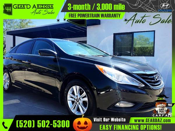 Photo 2013 Hyundai Sonata for Call or Text For Price - $6,699 (GearD Arizona - Tucson)