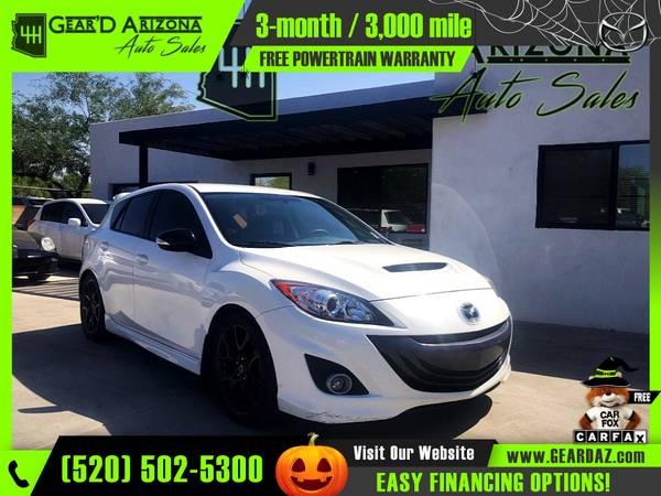 Photo 2013 Mazda Mazda3 Mazda 3 Mazda-3 for $12,495 or $192 per month - $12,995 (GearD Arizona - Tucson)