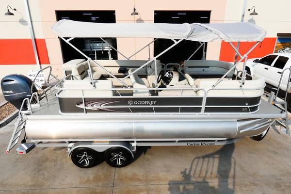 Photo $390 per month New 2021 Godfrey Pontoons SR 226 C - $44,500 (Tucson)