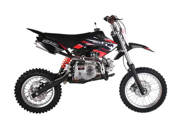 Photo BRAND NEW COOLSTER DIRT BIKES - $999 (CLUTCH AND SEMI AUTOMATIC)
