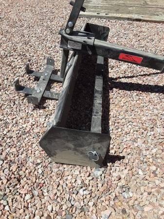 Photo Craftsman garden tractor 3000-5000 grader blade - $185 (Hereford)