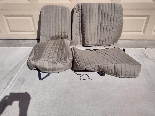Photo Custom Seat Covers for GMC Sierra - $50 (Sierra VistaHereford)