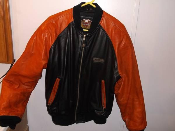 Photo Harley Davidson leather jacket - $150 (Sierra Vista)