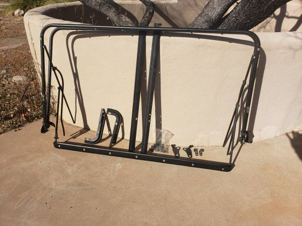 Photo Jeep YJ Complete Metal Soft Top Frame. Great condition - $220 (Sierra Vista)