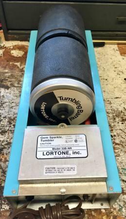 Photo Lortone 33B Rock Tumbler - $65 (Bisbee)