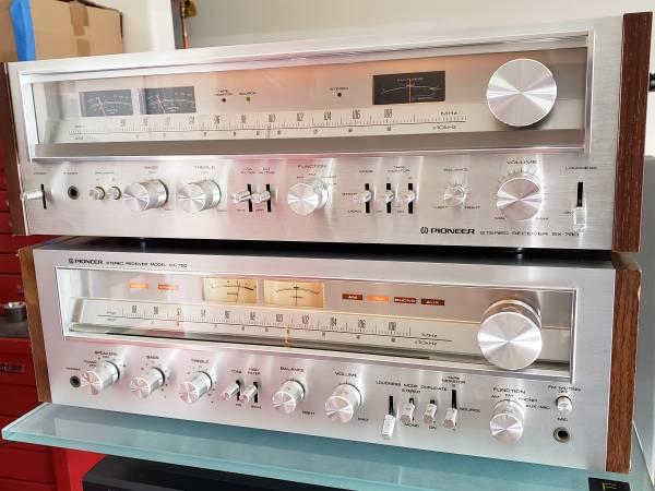 Photo Pioneer Vintage Stereo Equipment (Maricopa)