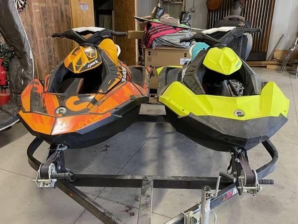 Photo Sea-Doo Jet Ski (Pair) - $13,000 (Las Cruces)