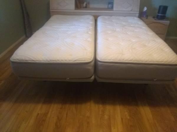 Photo Split King Sleep Number Bed - $2,000 (Sierra Vista)