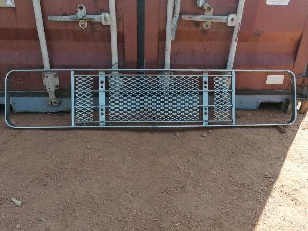 Photo Stainless steel brush guard (chevy  dodge) - $400 (Hereford)