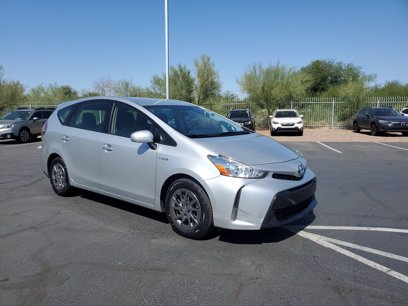 Photo Used 2017 Toyota Prius V Three for sale