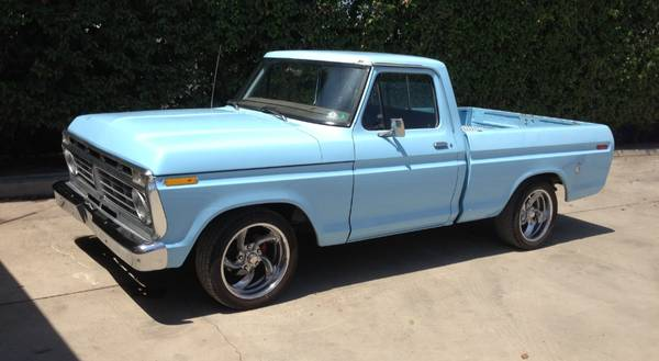 Photo Wanted 67 to 79 Ford truck (AZ)
