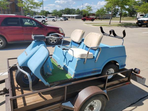 Photo 1980 Harley Davidson Golf Cart - $700 (Storm Lake)