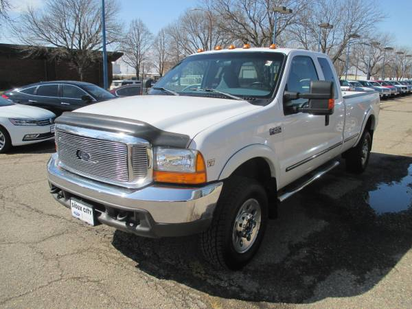 Photo 1999 Ford Super Duty F250 Super Cab 4x4 Pickup - $7990 (Sioux City Ford Value Lot - Sioux City, Iowa)
