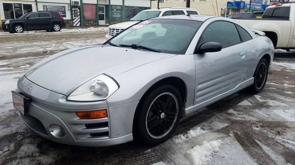 Photo 2004 Mitsubishi Eclipse GT - $1995 (Sioux City)