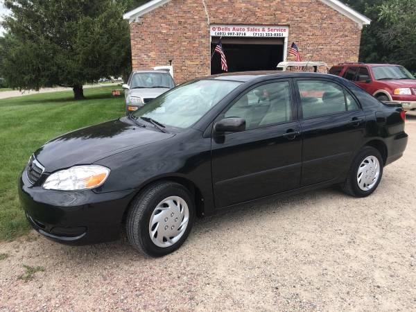 Photo 2007 Toyota Corolla CE ON SALE - $3995 (Dakota City, NE ( www.odellauto.com)