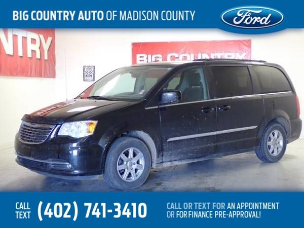 Photo 2012 Chrysler Town Country 4dr Wgn Touring (_Chrysler_ _Town Country_ _Van_)