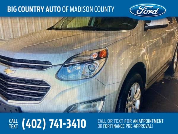Photo 2017 Chevrolet Equinox FWD 4dr LT w1LT (_Chevrolet_ _Equinox_ _SUV_)