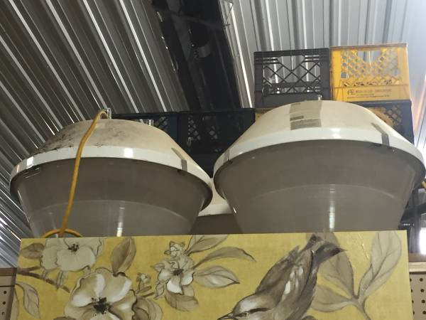 Photo 350 Watt High Bay Lites - $20 (Hinton, IA)