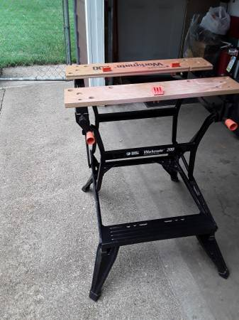 Photo Black and Decker Workmate - $30 (SIOUX CITY)