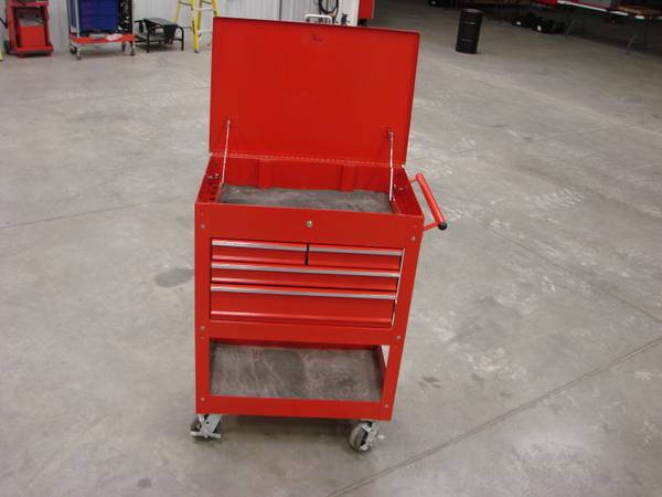 Photo Blue Point Snap-on tool box - $250