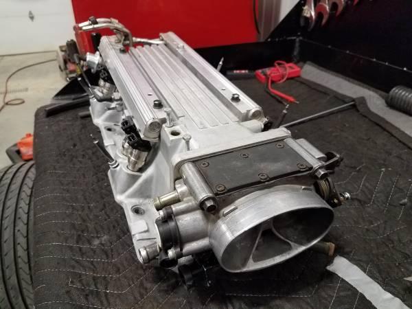 Photo Corvette 1993 LT1 Fuel Injection System - $123,456 (Dakota City, NE)