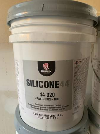Photo Lifetime RV Roof Sealant for Sale - $145 (Elkhorn)