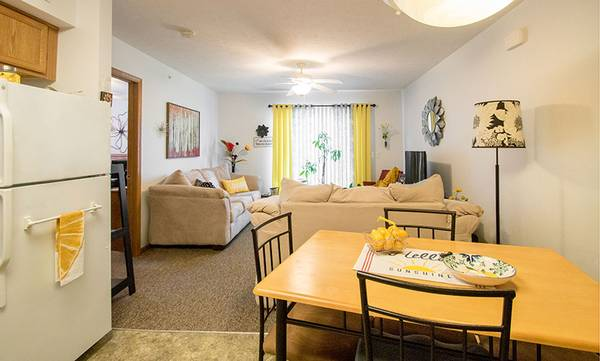 Photo One bedroom at Liberty Place Apartments (South Sioux City)