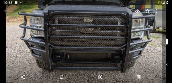 Photo RANCH HAND GRILL GUARD FORD SUPER DUTY - $200 (Sioux City)