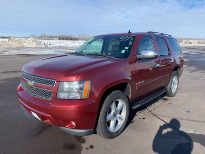 Photo Used 2008 Chevrolet Tahoe 4WD for sale