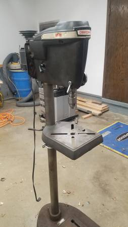 Photo Vintage Craftsman 150 Drill Press - $150 (sioux falls sd)