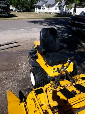 Photo walker ZTR mower - $4,500 (Greenville)