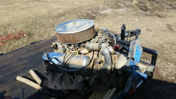 Photo 1979 Ford 400m. - $500