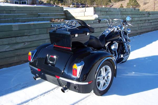 Photo 2006 Harley Road King Trike with a New CSC conversion - $21,500 (Rapid City, SD)
