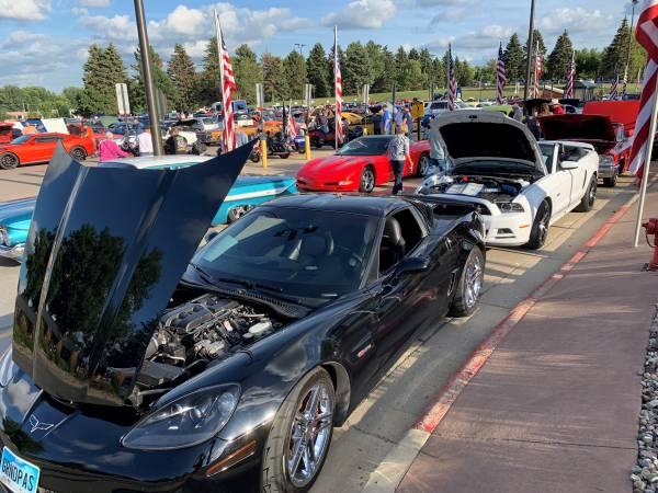 Photo 2008 Corvette z06 3LZ 600hp - $42500 (sioux falls)