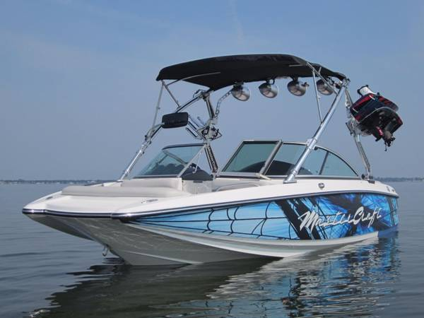 Photo 2008 MasterCraft X2 Wakeboard205705 Boat - $29,300 (Sioux City)