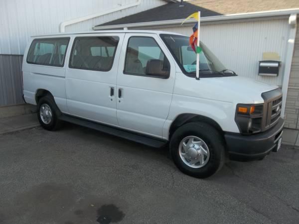 Photo 2013 Ford E-350 Van - $5,895 (APlus Auto Sales Sioux Falls)