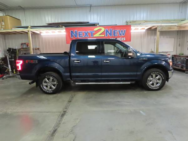Photo 2018 FORD F-150 - $38,995 (sioux falls)