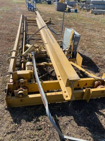 Photo ACCO Louden 4 Ton Crane 21 Powered Trolley. - $1,800 (Brookings)