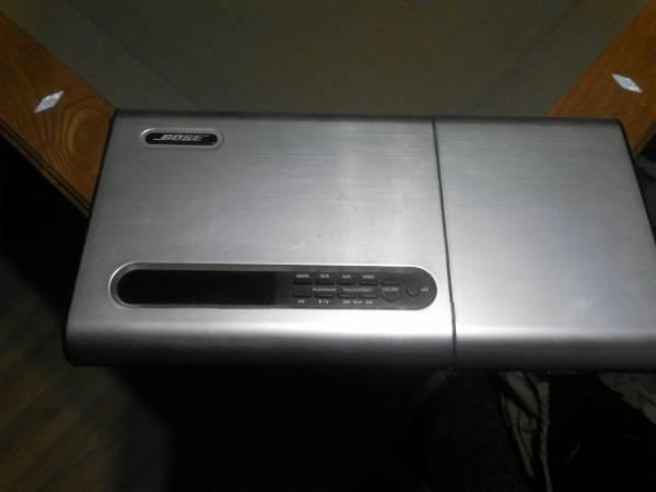 Photo Bose Acoustimass 7 Speaker system ,Bogen speakers ,Precision Power EQ, - $100 (Mitchell SD)