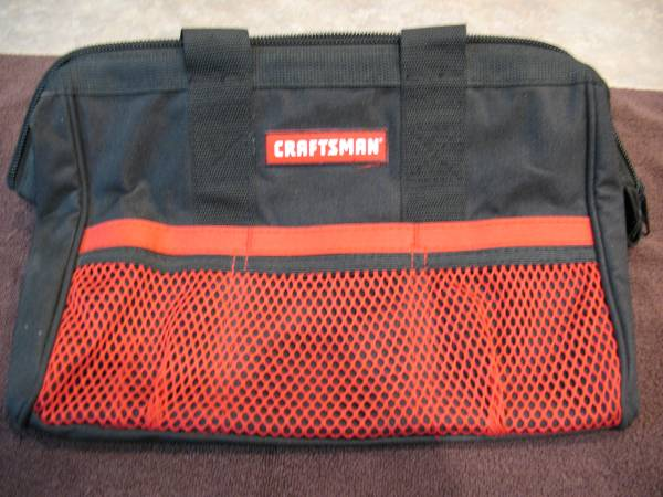 Photo Brand New Sears Craftsman Tool Bag - $10 (sioux falls)
